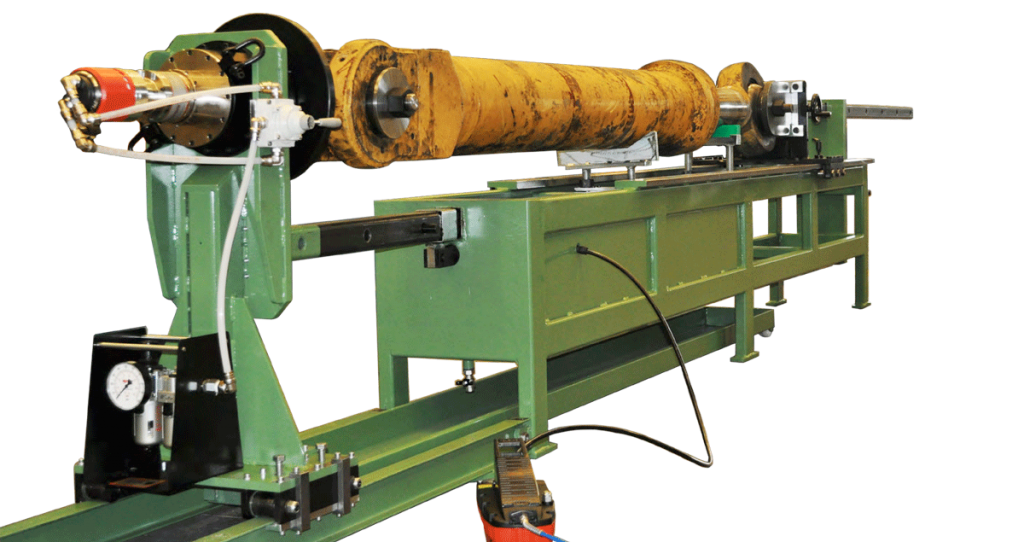 banco manutenzione cilindri