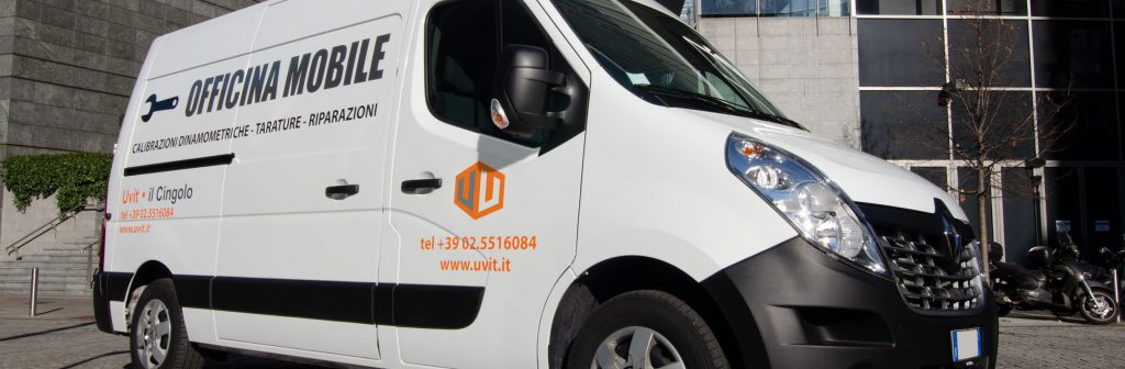 Officina mobile uvit