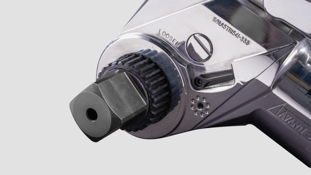 testa chiave idraulica attacco quadro