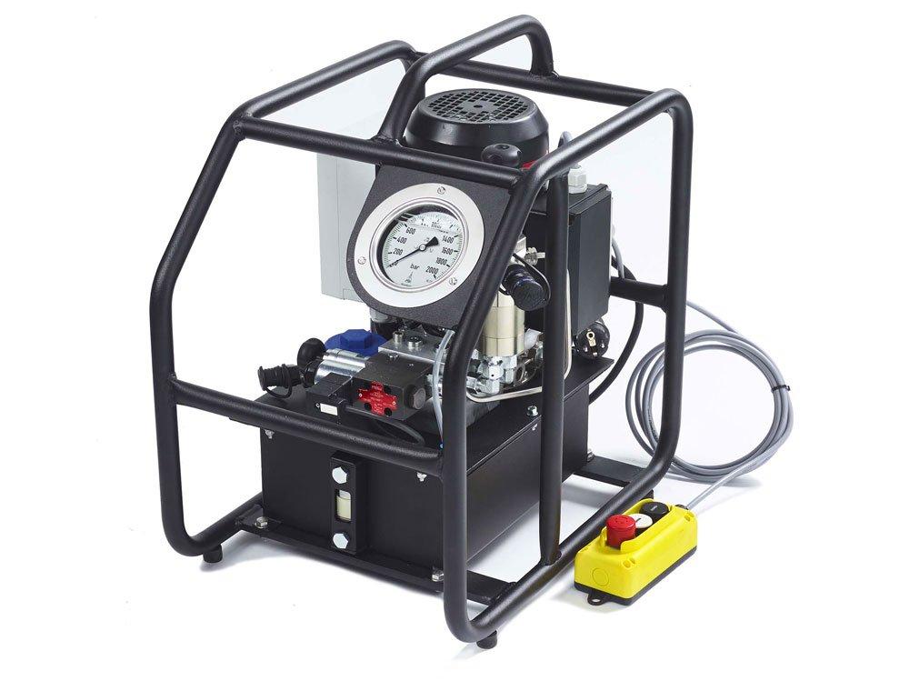 pompe per tensionatori idraulici