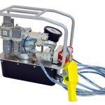 pompe per chiavi idrauliche serie hy-air