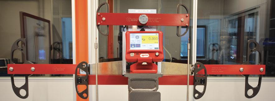 nuovo banco calibrazione trasduttori