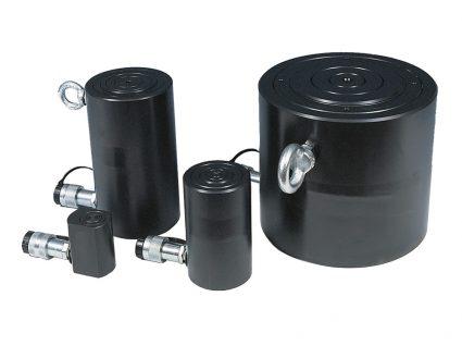cilindri idraulici ritorno a gravità